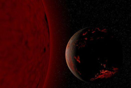Nuestro sol, en 7 billones de años